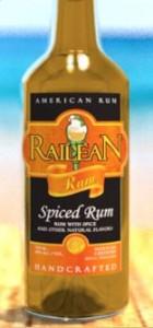 Railean Spiced Rum