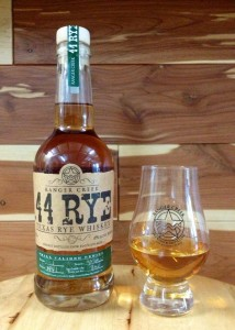 Ranger Creek .44 Texas Rye Whiskey
